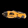 Akkumulátoros csavarbehajtó, 3,6V Lithium, készlet 45 db-os