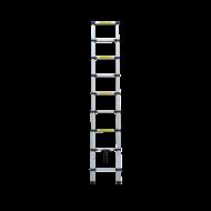 kf Létra teleszkópos 2,6m
