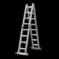 Létra univerzális csuklós 4x4