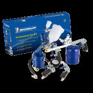 Michelin kompresszor kiegészítő szett 5 részes