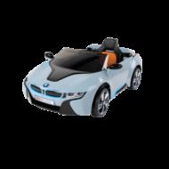 BMW i8 gyerekjármű 2*6V7Ah távirányító