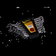 Csillagvilláskulcs készlet CRV 8db 8-19mm