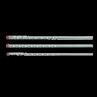 Falfúrókészlet 300mm 3db 8, 10, 12mm