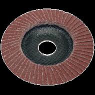 Legyezőlapos csiszolótárcsa 115mm P60