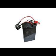 Akkumulátor gyerekjárműhöz, 6V 4,5Ah