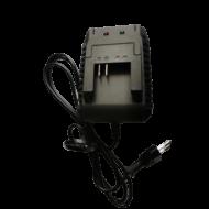 Akkumulátor töltő NXCD20W2 Akkumulátoros csavarkulcs/ütvecsavarozóhoz
