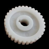 Sebességtengelyen lévő külső fogaskerék