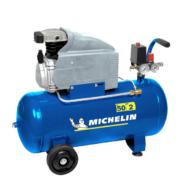 Michelin légkompresszor 50 liter, 8 bar, 2LE