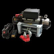 Elektromos csörlő 12V 5443 kg (12000 lbs)