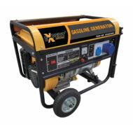 Áramfejlesztő 5500/5000W, 389cc, benzines