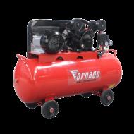 Tornado Légkompresszor 100 liter 10 bar 2LE V-motoros
