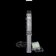 Mélykúti csőbúvár szivattyú 370W 34méter 20m 4*1mm kábel