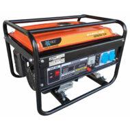 Áramfejlesztő 2500/2200W, benzines, négyütemű