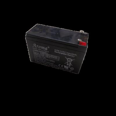 Akkumulátor gyerekjárműhöz, 12V 7Ah