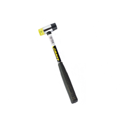 Egyengető kalapács gumi/műa.