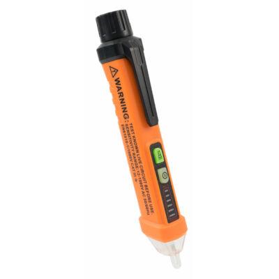 Feszültségdetektor / feszültségvizsgáló, érintésmentes, 12-1000V, LED