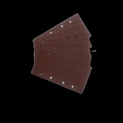 Csiszolópapír készlet 6db-os, 187x90mm