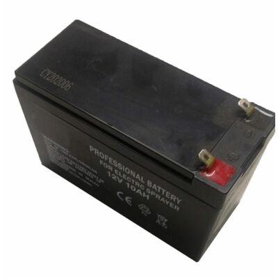 Akkumulátor XSP16B permetezőhöz, 12V 10Ah