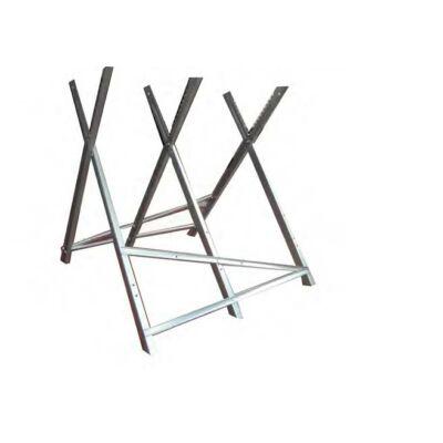 Fűrészbak / Rönktartó bak 83 x 80 x 80 cm, 150kg