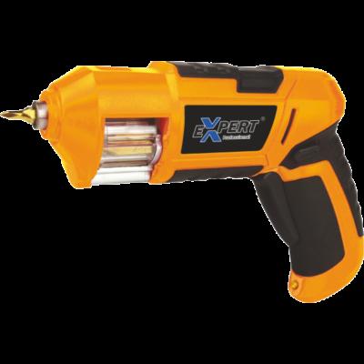 xx Akkumulátoros csavarozó 3,6V Lithium LED ''Colt''