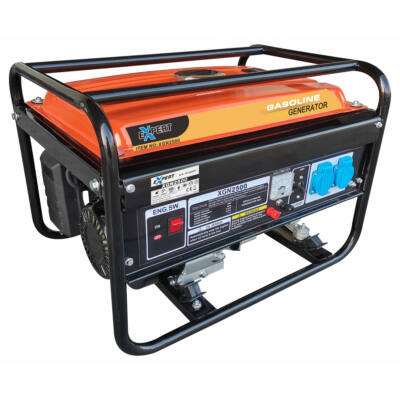 kf Áramfejlesztő 2500/2200W, benzines, négyütemű